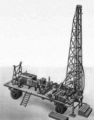 В горном деле Буровая установка называют буровыми станками (рис. 4) и различают по типу привода (электрические...