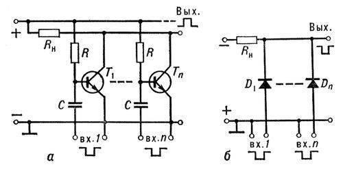 Совпадений схема электронное устройство, служащее для выделения из совокупности поступающих на него сигналов...