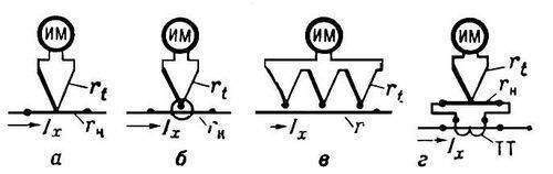 ...представляет собой магнитоэлектрич. измерит. прибор, измеряющий эдс термопреобразователя, нагреват. элемент...