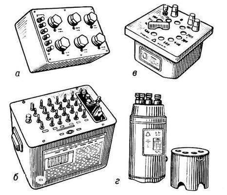 Лит.: Арутюнов В. О., Электрические измерительные приборы и измерения, М. - Л., 1958...