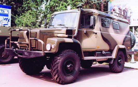 автомобиль газ-330811-10 (вепрь) фургон цельнометаллический ...