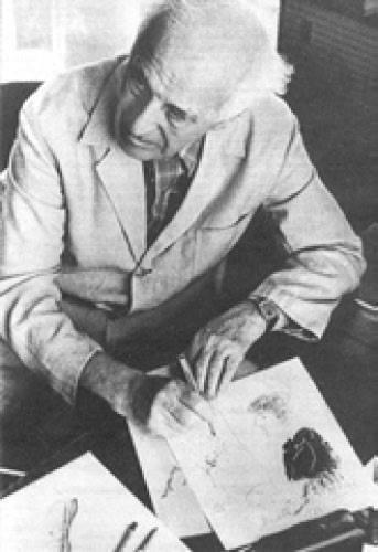 7 июля - день рождения: Марк Шагал.  Белорусский, российский .
