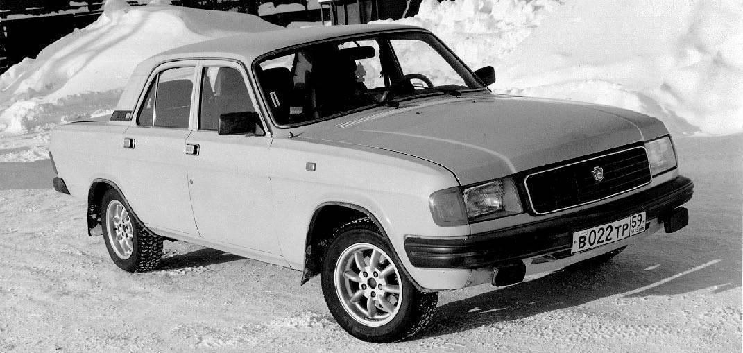 """Автомобиль ГАЗ 31029  """"Волга """" - это легковой автомобиль среднего класса в 4-дверном кузове седан, который был впервые..."""