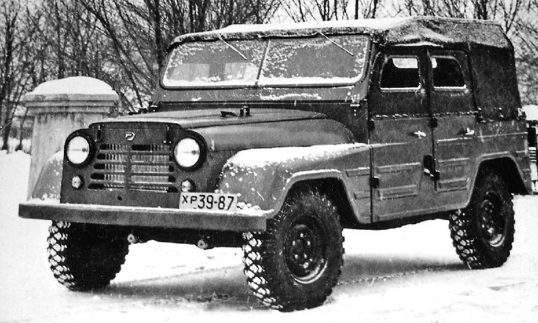УАЗ 460