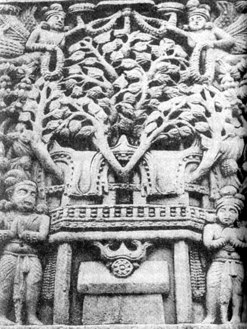 БУДДИЙСКОЕ ИСКУССТВО - (инд от санскр. из иранск.  Buddha - познавший, просветленный; см. искусство)...