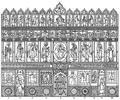 Искусствоведы, изучающие эпоху исихазма, заметили, что в ХV веке на Руси появляется высокий иконостас...