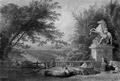 часть 10 Эрмитаж: Робер, Гюбер - Руины террасы в парке Марли.