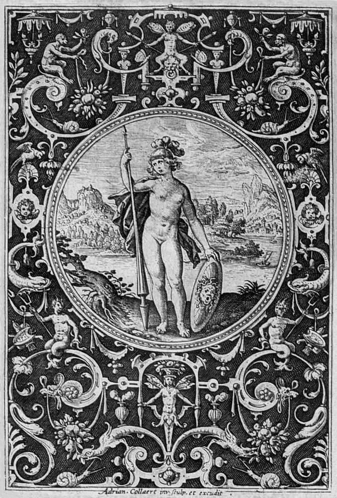 Орнаментальная гравюра